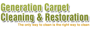 Generation carpet cleaning and restoration