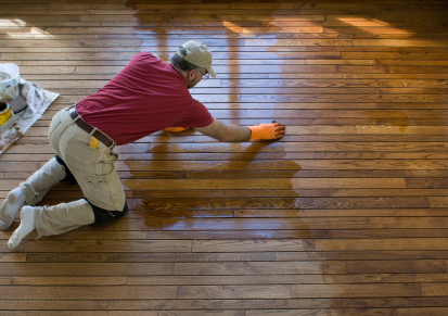 Generation Wood Floor Cleaning